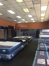 Black Friday sale going on now. New king size mattress sets Concord, 28025