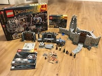 LEGO lord of the rings lot Vancouver, V6K 1Z1