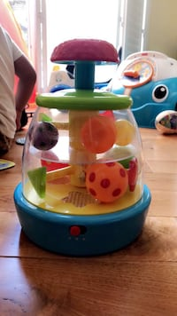 baby's multicolored activity walker Mississauga, L4Z 3B5