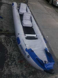 Seaeagle kayak inflatable boat