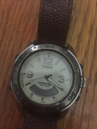 round white Timex watch needs batteries Peterborough, K9H