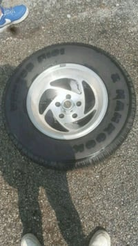 Used 27560r15 Tires And Rims For Sale In Caseyville Letgo