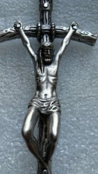 Crucifixion pendant heavy Chicago, 60644