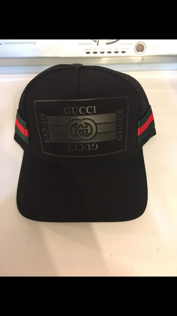 ab871d83fe6c2 Used Black gucci cap for sale in Poughkeepsie - letgo