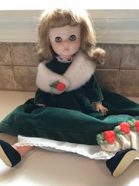 Beautiful antique doll with sleepy eyes 42 km