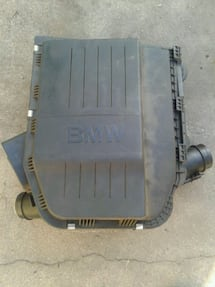 BMW 335i Factory Airbox