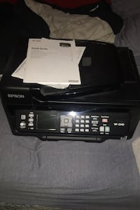 Epson printer never used full of ink