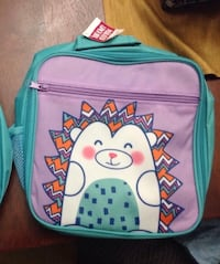Lunch bag.