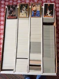 Approximately 3,000 basketball cards 1/2 high end bowman chrome finest   Northport, 11768