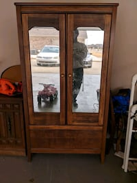 Antique Armoire with Mirror Meridianville