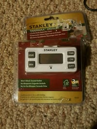 STANLEY - Digital Thermostat timer Cambridge, N3H 4L9