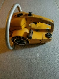 (*Price Reduced*) Craftsman chainsaw