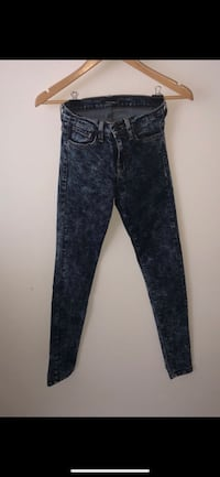 Acid wash skinny denim jeans Aventura, 33180