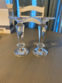 Waterford Crystal Candle Sticks