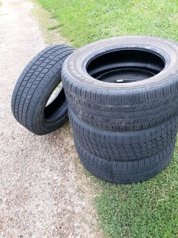Used Tires 225 5