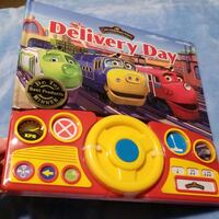 NEW Delivery Day book and steering wheel  ages 3+ Murfreesboro, 37127