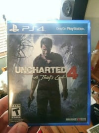 Uncharted 4 PS4 Rockledge, 32955