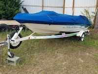 Sea Ray F16 Jetboat and Trailer Gaston, 29053