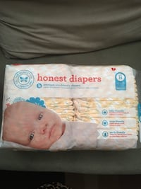 Honest Diapers pack Mississauga, L5A