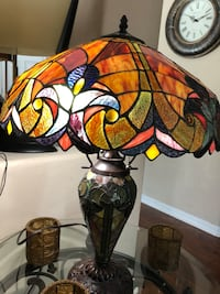 3 Tiffany style lamps  Sanford, 32773