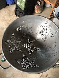 Large strainer, antique called a star strainer Knoxville, 37938
