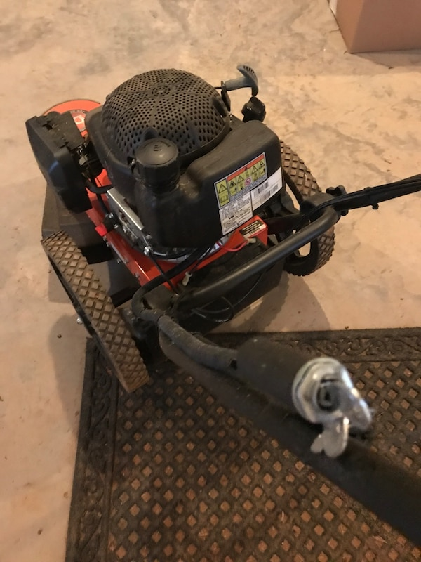 Used Dr Self Propelled String Trimmer Auto Start For Sale In Kernersville