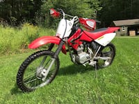Honda Crf100f dirtbike Accord, 12404