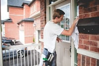 Window, eavestroughs and siding cleaning London