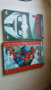 Comics Vendetta y spiderman La Soleia, 08757