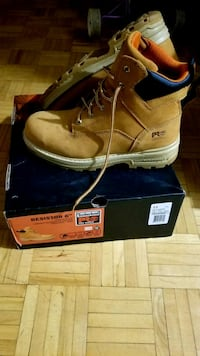 Brand new timberland safety shoes. Size 11 Toronto, M9V 3T1