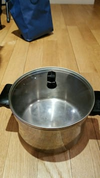 stainless steel cooking pot New York, 10033