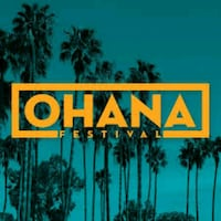 2 Ohana fest tickets 3 day passes $390 for both San Diego, 92121