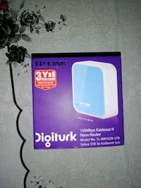 TP link Access Point.