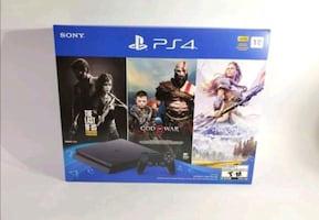 ps4 1To sealed jamais ouvert