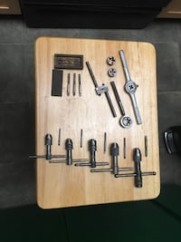 Mechanic Tools: Taps, Dies, Drivers, & Wrenches Tampa, 33602