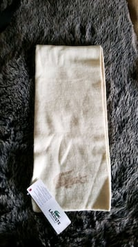 Authentic brand new Lacoste scarf