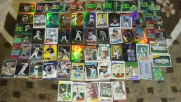 Collection of cards