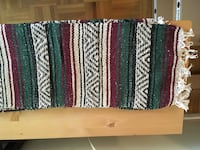 Mexican style blanket  Calgary, T3L 1N7