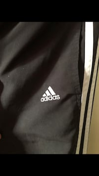 black and white adidas pants Mercedes, 78570