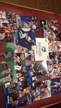 Toronto blue jays trading card collection New Tecumseth, L9R