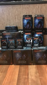Magic the gathering shadows over innistrad all unopened Sebastian, 32976