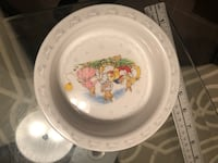 ROYAL DOULTON BUNNYKINS CEREAL BOWL Courtice, L1E 0H5