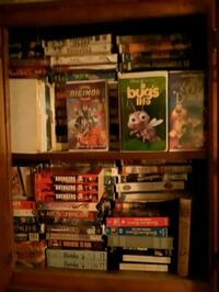 VHS movie collection for sale Toronto, M4L 2T5