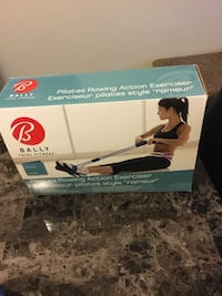 Bally Pilates rolling action exerciser never user firm no holds London, N6J 2V9