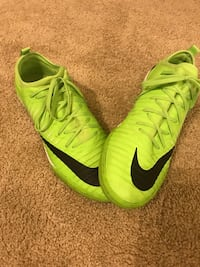 Nike Mens MercurialX Finale II indoor soccer shoes size 10 Seattle, 98109