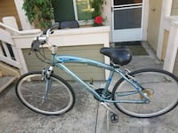 Schwinn comfort bike like new condition 21lbs  Citrus Heights, 95621