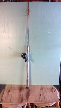 old bambo rod and reel Frederick, 21702