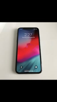 iPhone X (64gb) Toronto, M6H 4T2