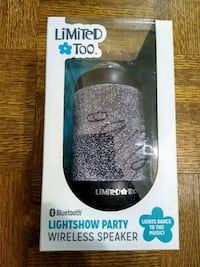 Bluetooth Speaker with light show  Toronto, M2M 3V8
