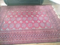 pink and white floral area rug Oshawa, L1K 2L8